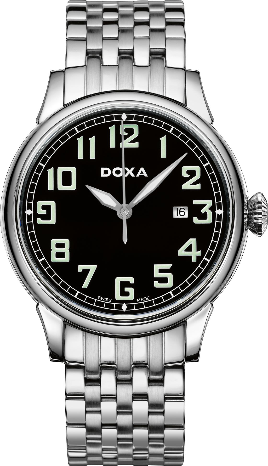 Doxa 624.10.102.2.10 Férfi Karóra 155e9b40e2